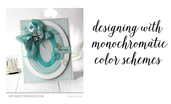 Designing with Monochromatic Color Schemes