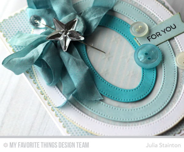 Designing with Monochromatic Color Schemes  by Julia Stainton featuring MFT Stamps