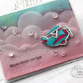 Let Your Dreams Soar Flight Card by Julia Stainton for Taylored Expressions