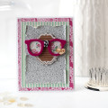 Rose Colored Glasses Love Card feauting the Maya Road Sweet Nothings Kit