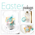 Glassine Bags + Goil Foil + Minc + Butterflies + Chocolate = Easter Sweetness
