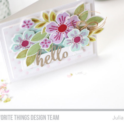MFT Flashy Florals Launch: May Kit Release!