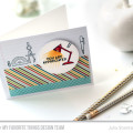 You are Appreciated Teacher Card by Julia Stainton featuring MFT Stamps WSC286