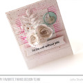 Lost without You Card by Julia Stainton featuring MFT Stamps and stenciling