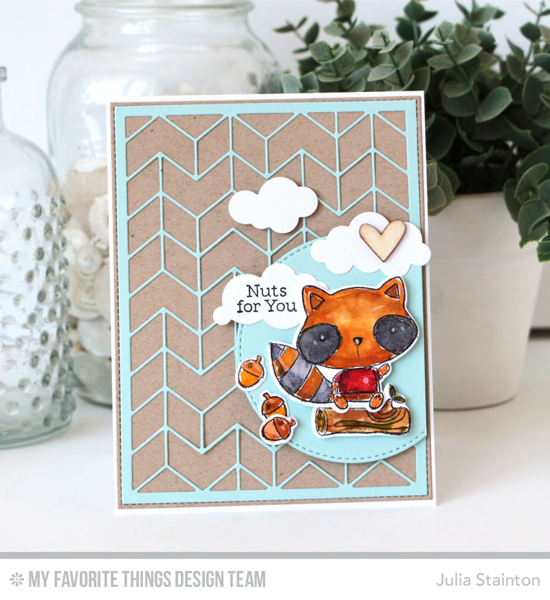 Nuts for You Card by Julia Stainton featuring MFT Stamps