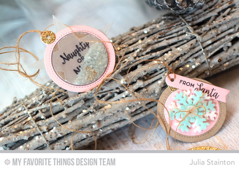 Holiday Tag Blueprints Die-namics Challenge by Julia Stainton featuring MFT Stamps