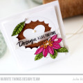 Deisgn a Life You Love Card by Julia Stainton featuring MFT Stamps