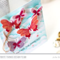 Sweet Butterfly Skies Card by Julia Stainton featuring MFT Stamps