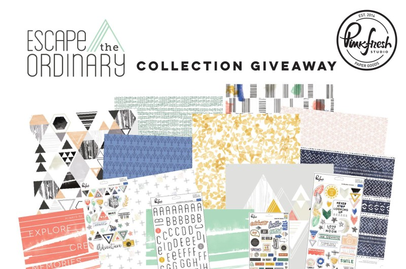 escape the ordinary giveaway