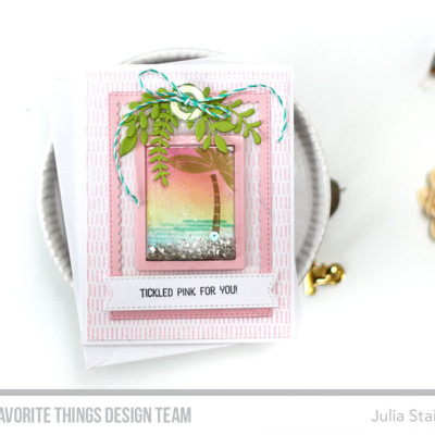 Tickled Pink: MFT August Release Countdown