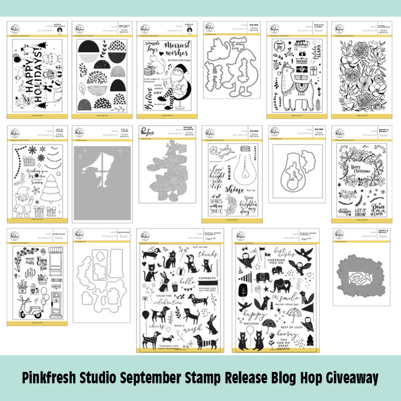 Stamp Giveaway Graphic