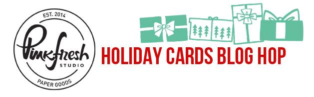 holiday cards blog hop