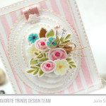 Scallops and Flowers: MFT December Release Countdown