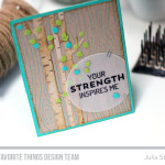 Trees & Woodgrain: MFT June Release Countdown