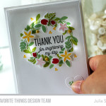 Brighten My Day: an LED light card