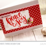 Christmas Cards: As Easy as 1, 2, 3
